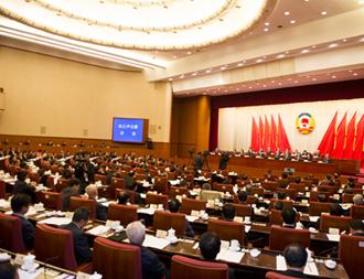 全国政协十二届常委会第八次会议闭幕 俞正声讲话