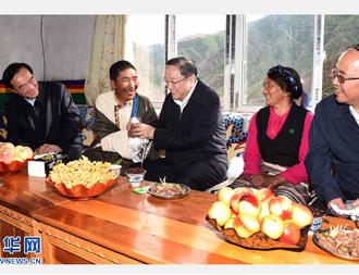 俞正声:推动经济社会全面发展 促进宗教和睦社会和谐