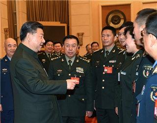 习近平:加快建立军民融合创新体系