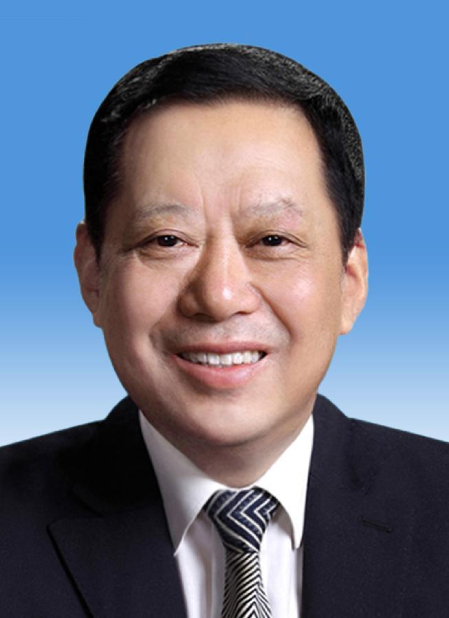 中国人民政治协商会议第十二届全国委员会副主席刘晓峰 新华社发