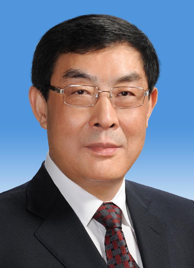 中国人民政治协商会议第十二届全国委员会副主席马培华 新华社发