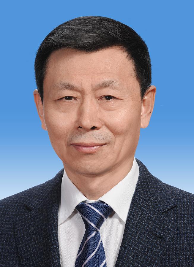 中国人民政治协商会议第十二届全国委员会副主席陈晓光 新华社发
