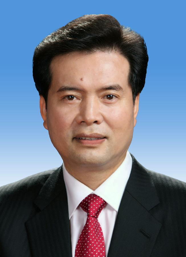 中国人民政治协商会议第十二届全国委员会副主席王正伟 新华社发
