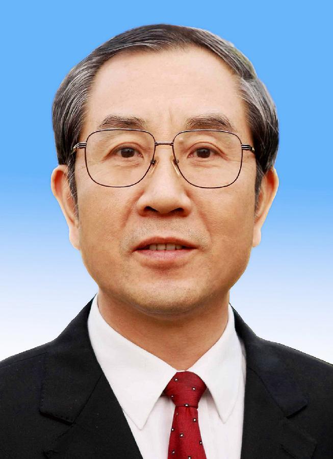 中国人民政治协商会议第十二届全国委员会副主席马飚 新华社发