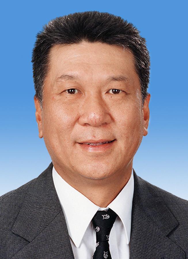 中国人民政治协商会议第十二届全国委员会副主席何厚铧 新华社发