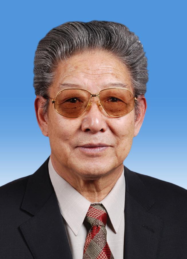 中国人民政治协商会议第十二届全国委员会副主席帕巴拉·格列朗杰 新华社发