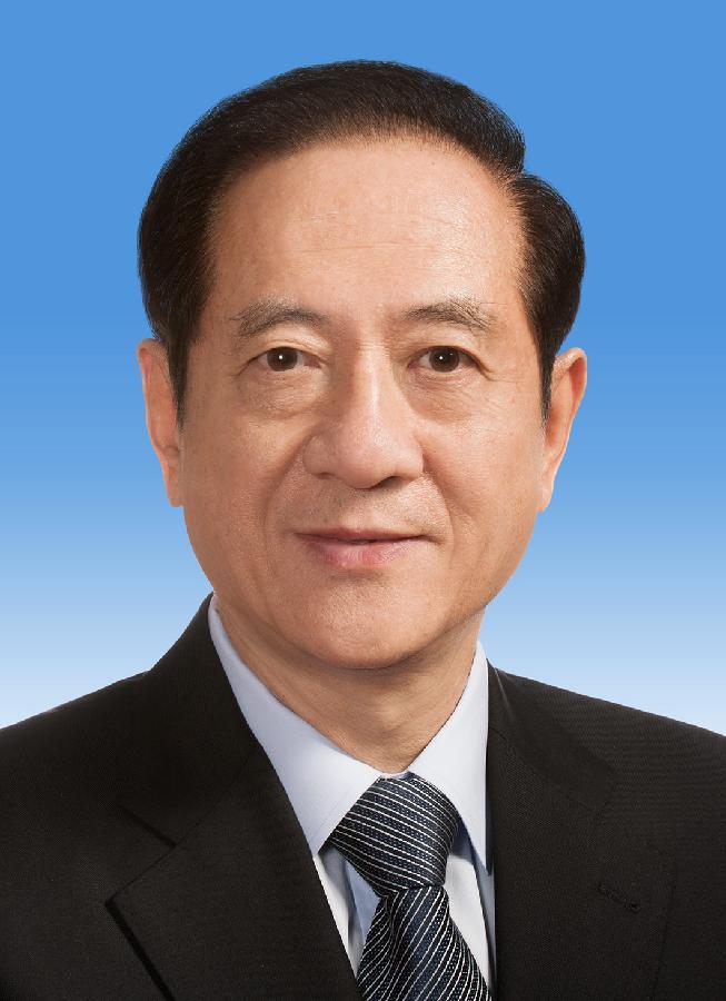 中国人民政治协商会议第十二届全国委员会副主席韩启德 新华社发