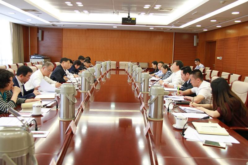 商洛政协提案委员会_提案委员会走访国家发展改革委